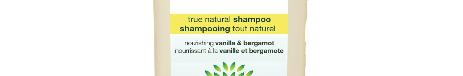 Nature's Aid True Natural Shampoo Clarifying Grapefruit and Mint