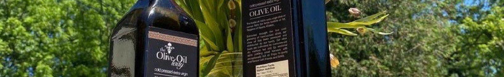 The Olive Oil Lady Regular Extra Virgin Olive Oil -750ml bottle